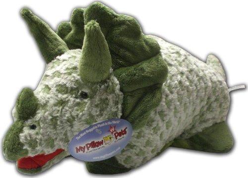 My Pillow Pets マイピローペット Dinosaur - Large (Green) ぬいぐるみ