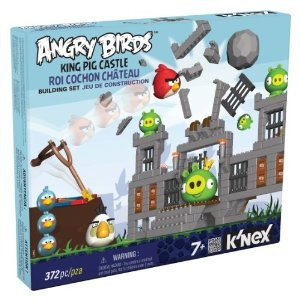 Angry Bird (アングリーバード) King Pig Castle - Amazon Exclusive ブロック おもちゃ