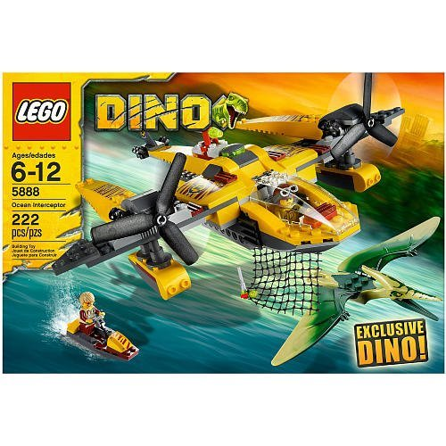 LEGO Dino Ocean Interceptor 5888