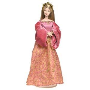 Dolls of the World: Princess of England Barbie