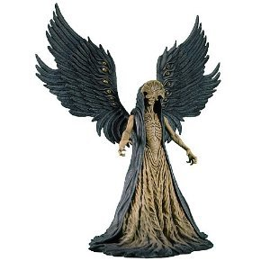 Hellboy 2 The Golden アーミー Angel Of Death Deluxe フィギュア Case Of 6