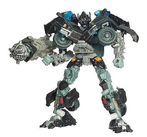 トランスフォーマー Dark of the Moon MechTech Voyager-Ironhide