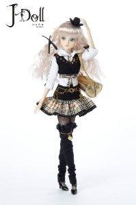 J-Doll - Rue de Charonne ドール 人形 フィギュア