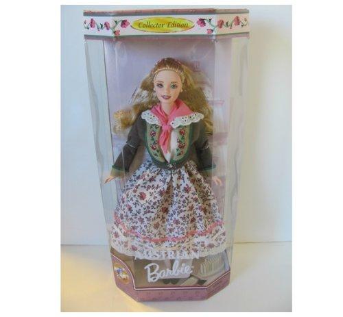 ワールド・コレクション・オーストリア バービー 人形