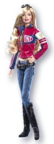 Jeff Gordon NASCAR Barbie バービー 人形 ドール