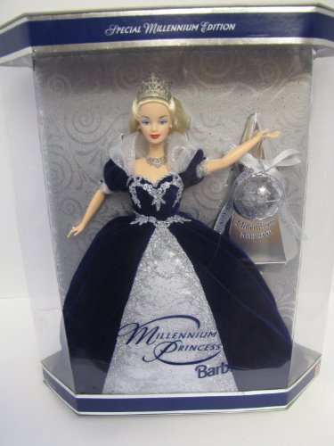2000 Special Collectible Millennium Edition - Millennium Princess Barbie バービー 人形 ドール