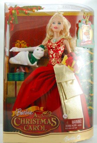 Barbie バービー - A Christmas Carol - Eden Starling Doll - Mattel マテル社 - Limited Edition - Col