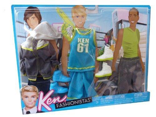 バービー KEN FASHIONISTAS Fashion clothes - Sport Suite