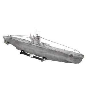 """ドイツレベル 05015 1/72 U-ボート C """"ウルフパック"""" ドイツ潜水艦"""
