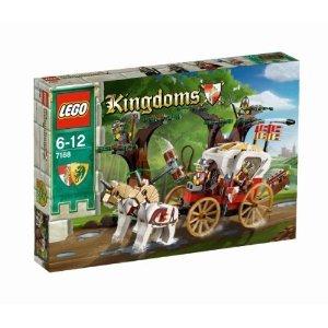 レゴ キングダム 王様の馬車のアンブッシュ 7188