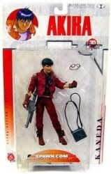 McFarlane Toys 3D Animation From Japan Series 1 アクションフィギュア Akira Kaneda 131002fnp