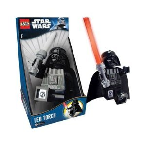 Star Wars LEGO Light-up Darth Vader Figure 7.5