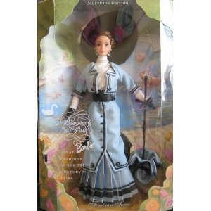 Promenade in The Park Barbie Doll Collector Edition - Great Fashions of 20th Century 1910's - 1st