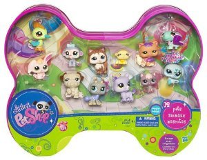 Littlest Pet Shop (リトルペットショップ) Collector's 12 Pack of Pets