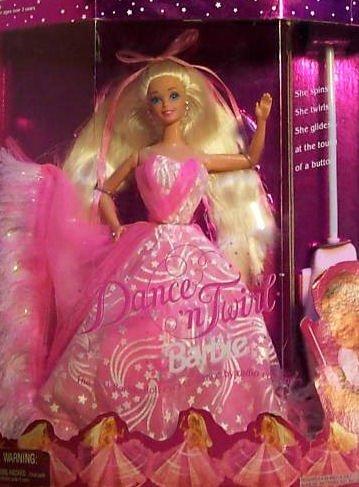 Dance N Twirl Barbie バービー 人形 ドール