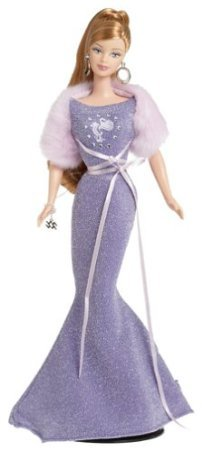 Barbie(バービー) Collector Zodiac Dolls - Aquarius (January 21 - February 19) ドール 人形 フィギュ