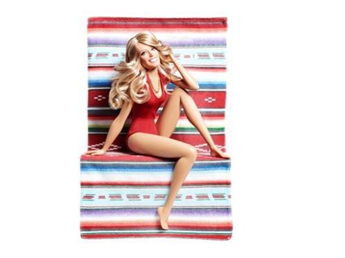 バービー人形 Barbie Collector Black Label Farrah Fawcett Doll