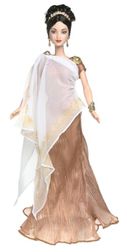 バービーBarbie Dolls of the World Princess of Ancient Greece B3461