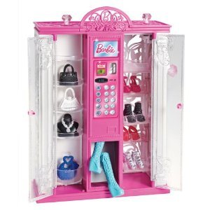 Amazing Barbie(バービー) Life in the Dreamhouse Fashion Vending Machine by Mattel ドール 人形 フィ
