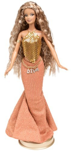 Barbie バービー Diva Collection All That Glitters Sublime Diva Collector Edition Doll (2002) 人形