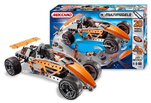 MECCANO New 20モデルセット