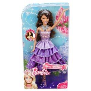 Barbie Light Up Modern Princess Teresa Doll
