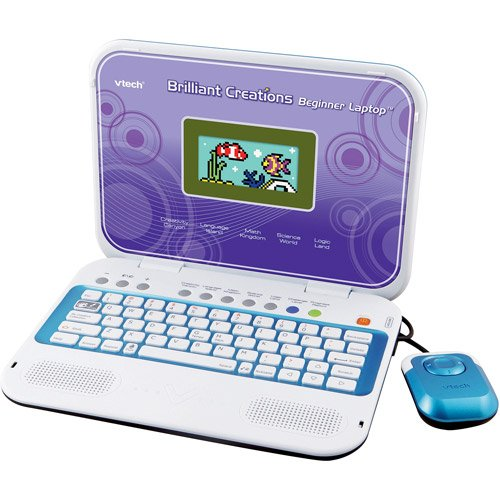 VTech Brilliant Creations Beginner Laptop