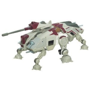 Star Wars Transformers Crossovers - キャプテン Rex to At-Te Clone Trooper