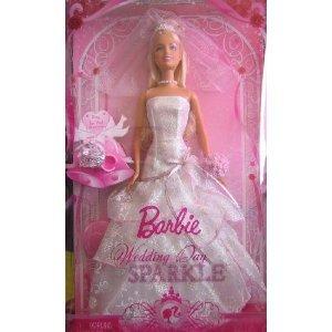 Barbie Wedding Day Sparkle Doll (2008)