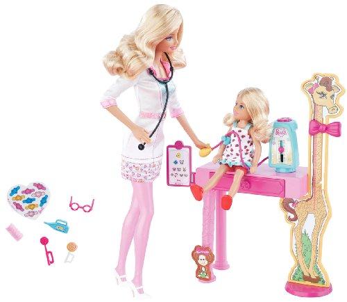 バービー Barbie I Can Be Pediatric Doctor Playset  T7175