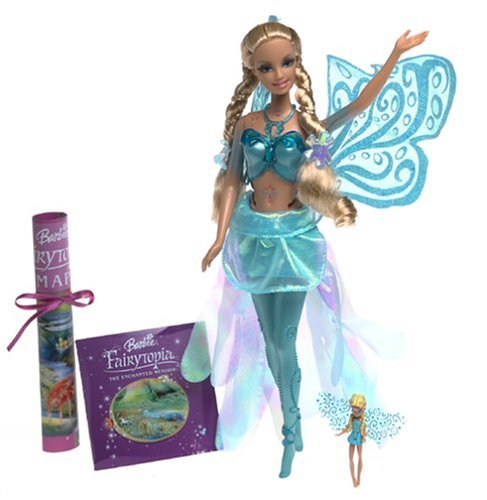 Barbie バービー Fairytopia Wonder Fairy - Joybelle 人形 ドール