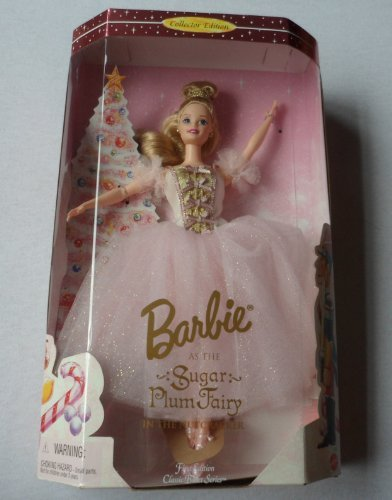 バービーBarbie as the Sugar Plum Fairy