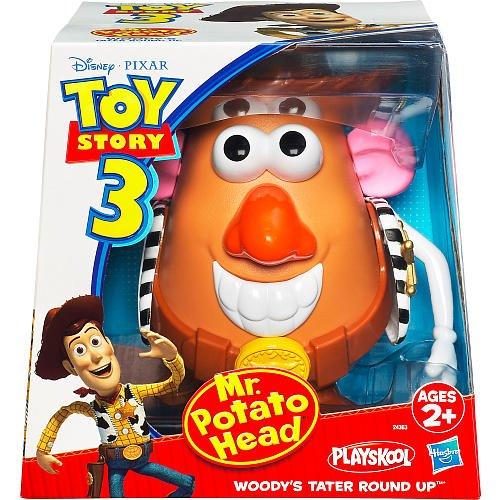 ディズニー ピクサー が誇る映画「トイストーリー3」の人気キャラクターが夢のコラボ! ミスターポテト
