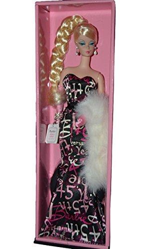 バービーSilkstone 45th Anniversary Barbie - BFMC Collection B8955