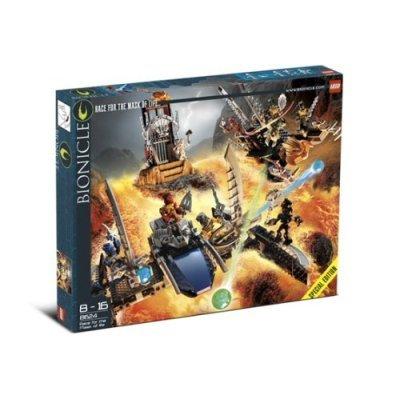 レゴ バイオニクル Lego 8624 Race for the Mask of Life