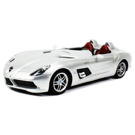 Officially Licensed Mercedes Benz SLR McLaren Z199 Electric ラジコンカー 1:12 RTR (Colors May Vary