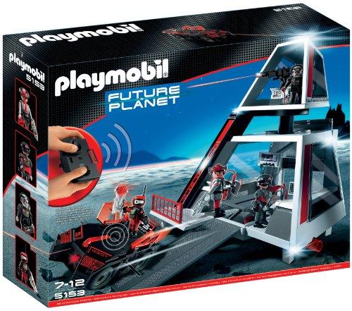 プレイモービル Future Planet 未来惑星 Darksters タワーステーション 5153