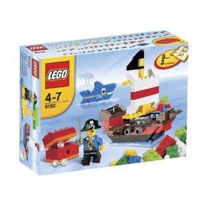 レゴ 基本セット パイレーツ 6192