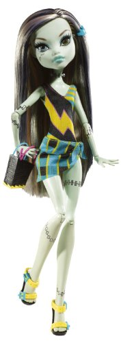 Monster High モンスターハイ Gloom Beach Frankie Stein Doll 人形 ドール