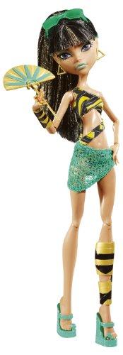 モンスターハイ クレオデナイル Gloom Beachバージョン Monster 人気 おすすめ De 海外輸入 Nile Cleo High Doll