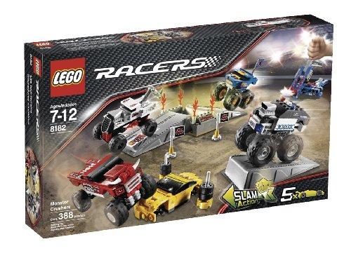 レゴ レーサー Lego 8182 Monster Crushers