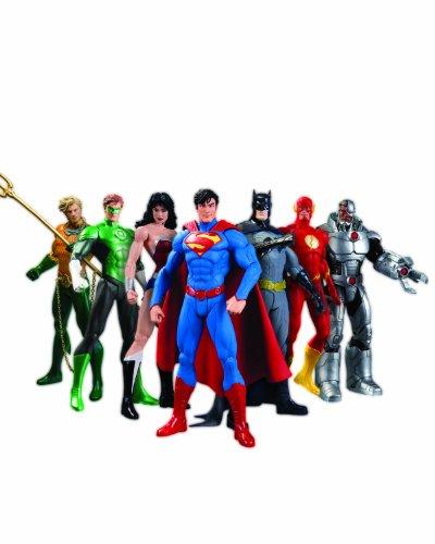 DC グッズ限定版 我々はヒーロージャスティスリーグ