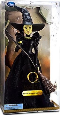 Disney (ディズニー)Oz The Great and Powerful - Wicked Witch of the West Doll - 11 1/2