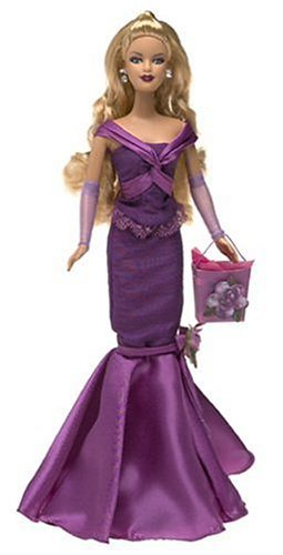 Barbie バービー: Birthday Wishes Barbie バービー Doll - Purple 人形 ドール