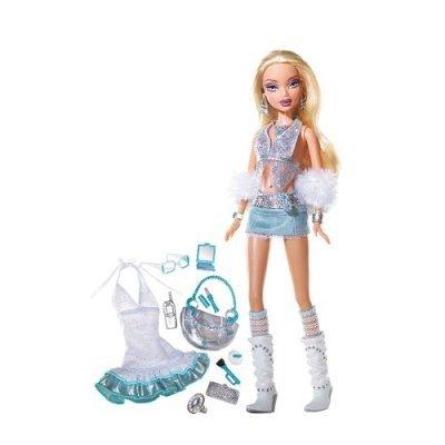 バービーBarbie My Scene My Bling Bling Barbie Doll  J1038
