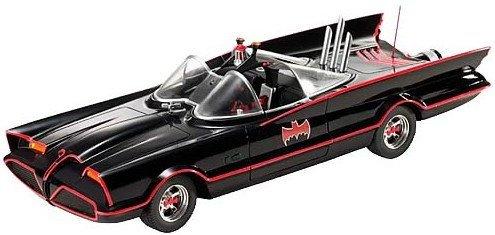 1:18 Mattel TV Hot Batmobile Series Wheels 1966 (スタンダード)