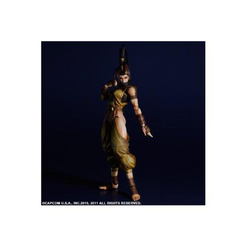 Square-Enix Street Fighter IV Ibuki Play Arts Kai Action Figure フィギュア ダイキャスト 人形
