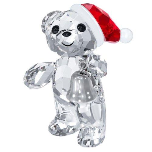 スワロフスキー SWAROVSKI クリスタル フィギュア Kris Bear クリスベア クリスマス 2013年度限定品 5003