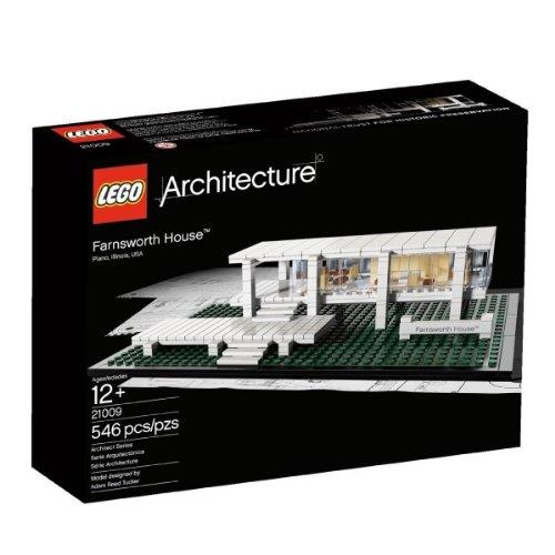 レゴ アーキテクチャー ファンズワース邸 21009/LEGO Architecture Farnsworth House