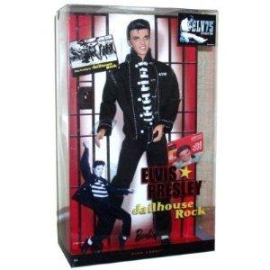 Jailhouse 新品■送料無料■ Rock Elvis Presley - Collector Doll バービー Barbie 感謝価格 ドール